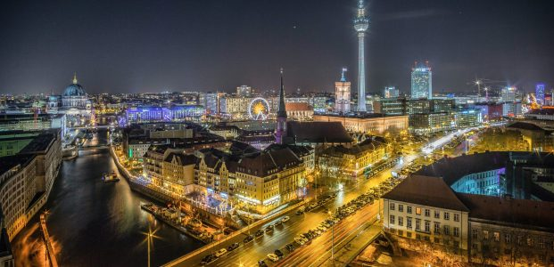 INSPIRE auf der Smart Country Convention in Berlin