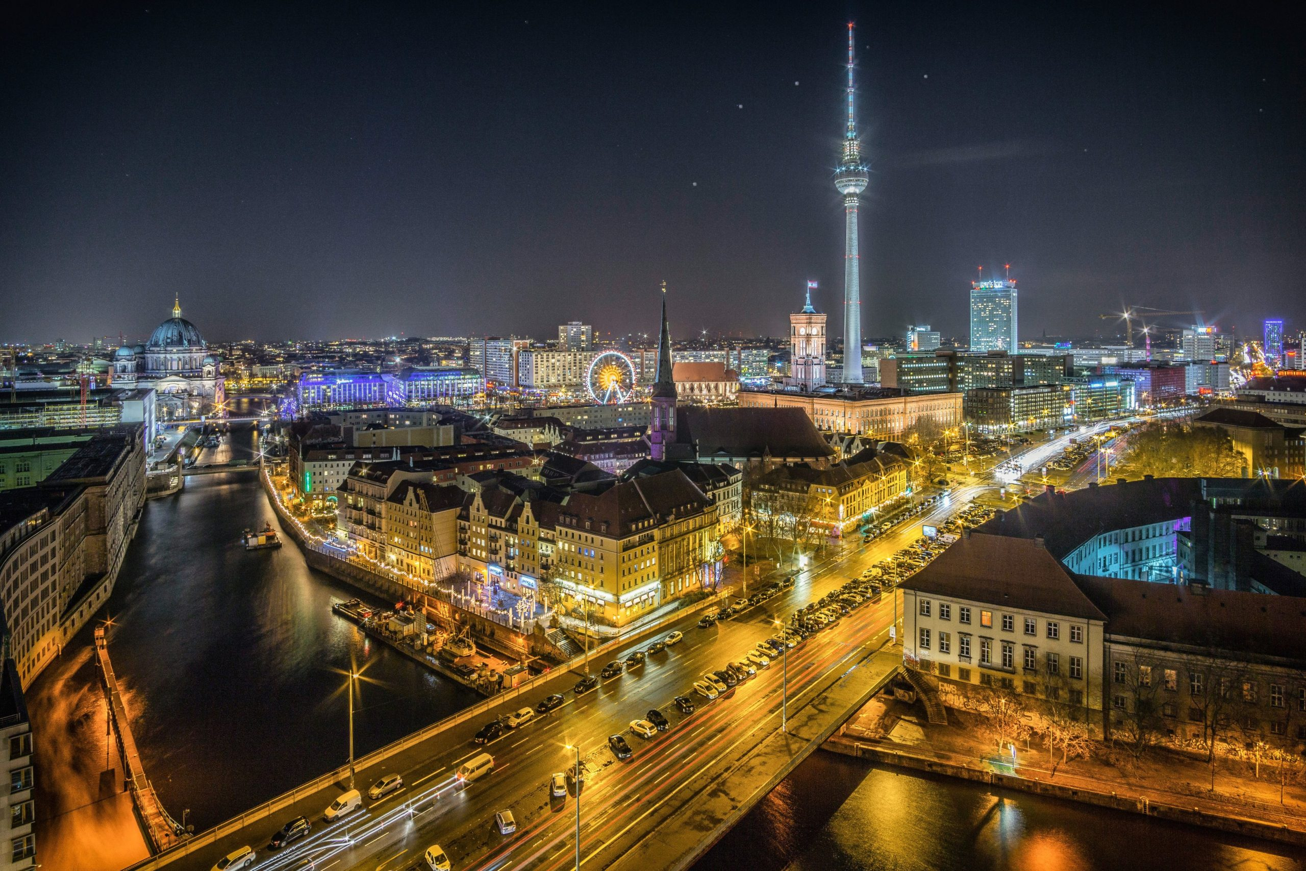 INSPIRE at the Smart Country Convention in Berlin