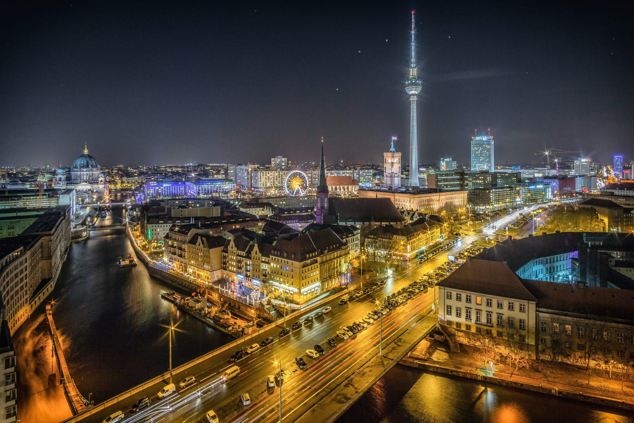INSPIRE auf der Smart Country Convention in Berlin