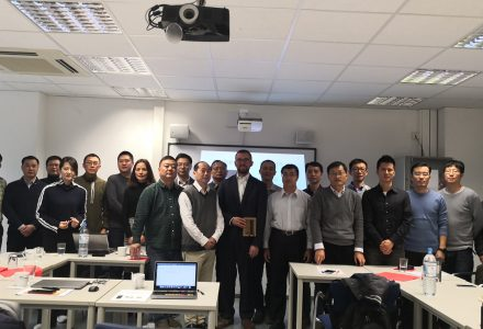 INSPIRE at the Shanghai Delegation in Cologne