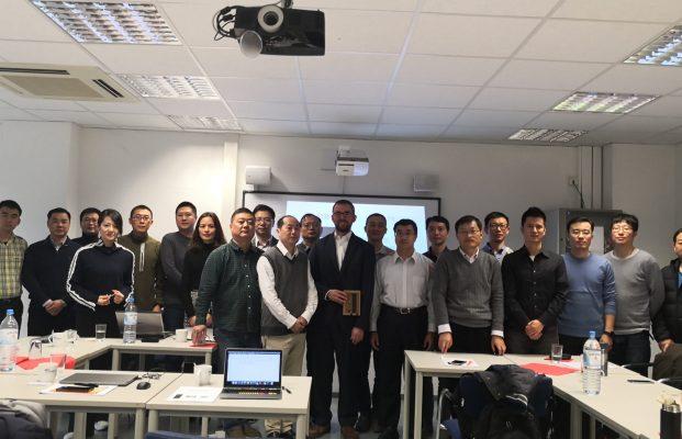 INSPIRE trifft auf Shanghai-Delegation in Köln