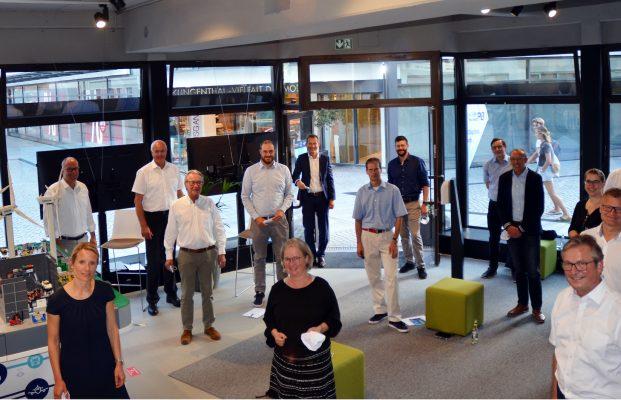 Räumlichkeiten der Digitalen Heimat Paderborn offiziell eröffnet