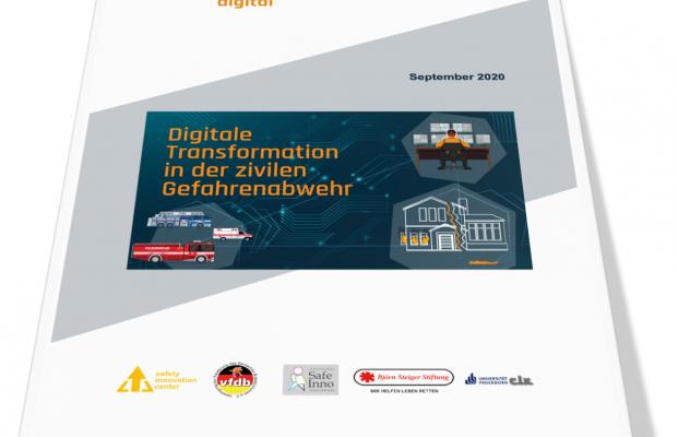 Digitale Transformation in der zivilen Gefahrenabwehr: Studie zeigt Handlungsbedarf auf