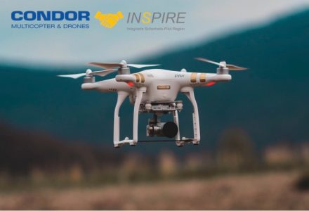 New partner for the sub-project Drones in the INSPIRE project