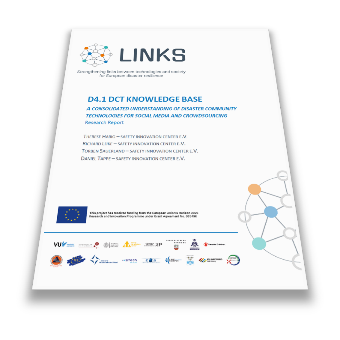 Klassifizierungsschema im Projekt LINKS entwickelt