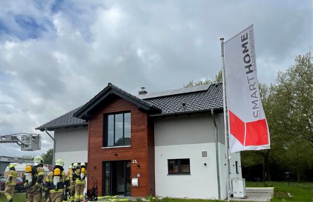 Integrierte Sicherheits-Pilot-Region unterstützt die Feuerwehr im Einsatzgeschehen digital